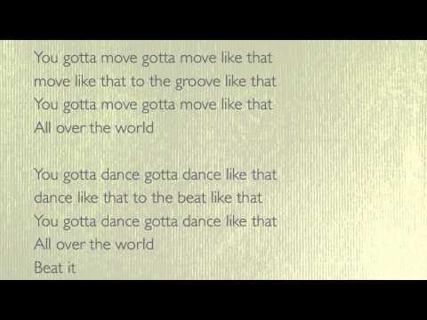 The Fooo - All over the world (lyrics)