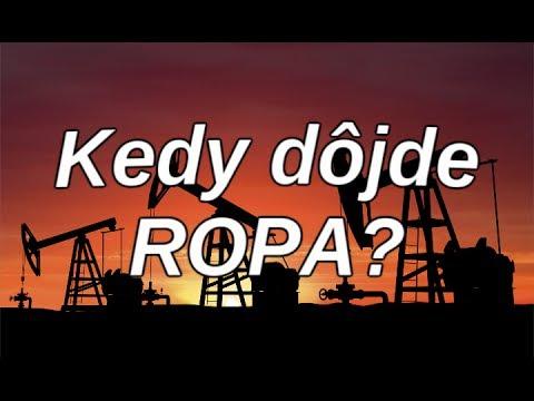 Kedy Dôjde Ropa?