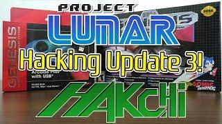 Sega Genesis Mini Hack Update 3 - Hakchi and Project Lunar Info