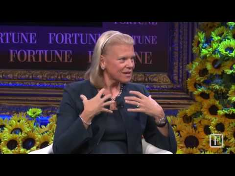 One on One: Ginni Rometty, CEO IBM Corp. | Fortune Most Powerful Women