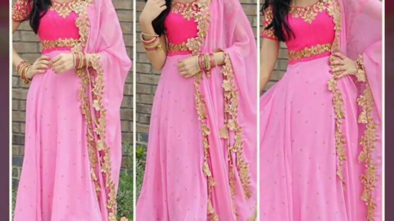318162c3167e4 Indian Clothes ملابس هندية - YouTube