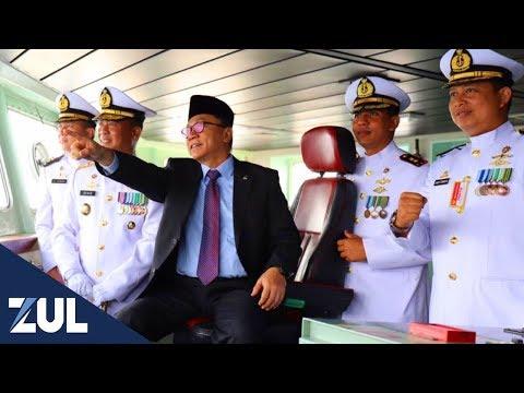 Zulkifli Hasan Pimpin Upacara Tabur Bunga Peringatan Hari Pahlawan Di KRI Banda Aceh Mp3