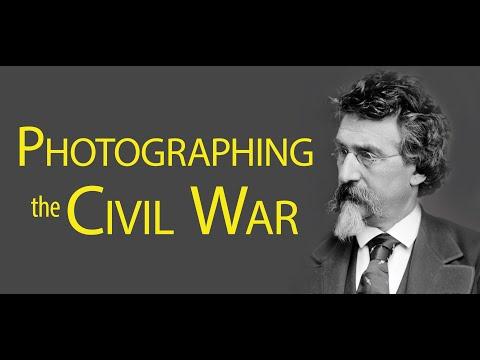 Mathew Brady | Photographing the Civil War | Genealogy Gold Podcast