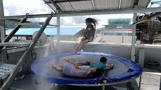 2021무더운여름 아빠의고압세척기 사용법 (카우쓱)