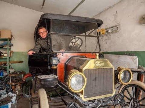 Разрезали автомобиль, Стоимостью 1.500.000.€ Mercedes Benz 1937