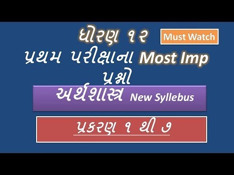 001 std 12 commerce economics gujarati most imp questions 001 std 12 commerce economics gujarati most imp questions economics online tutoring india malvernweather Images
