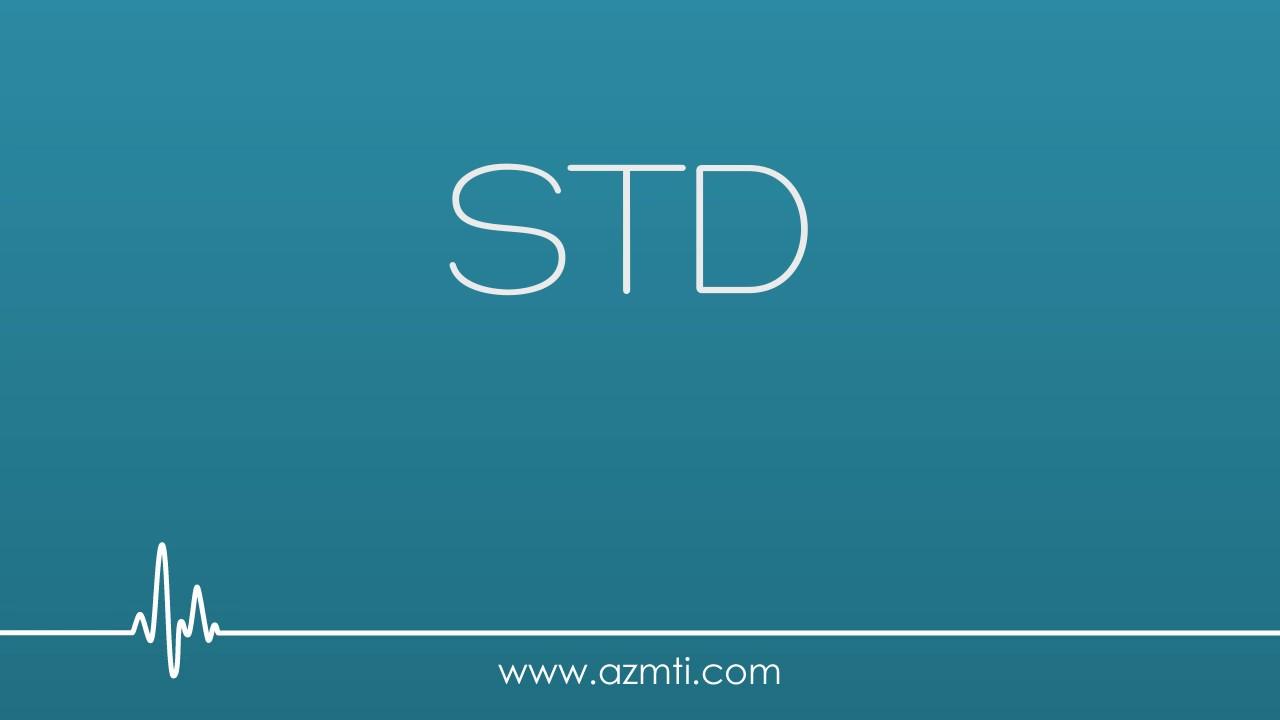 CNA Abbreviations: STD