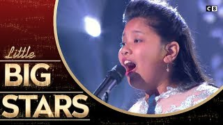 "Little Big Stars | Elha Nympha Sings Sia's ""Chandelier"" 