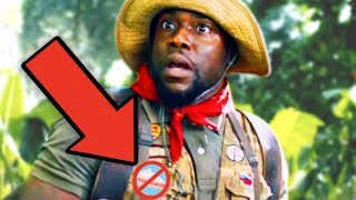 JUMANJI Breakdown - Easter Eggs! (FULL MOVIE)