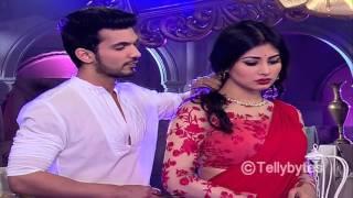 2015 Television's Romantic Couple   Ritik aka Arjun and Shivanya aka Mouni's Romance from Naagin