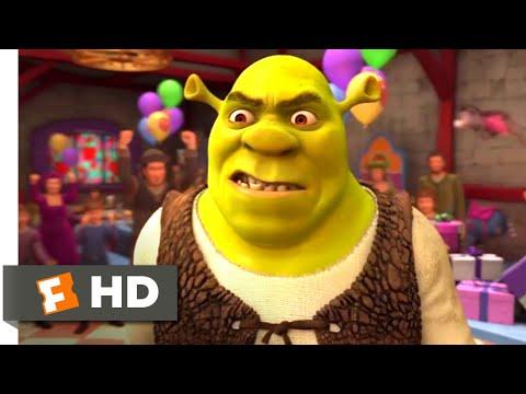 Shrek Forever After 2010 Do The Roar Scene 3 10 Movieclips Youtube