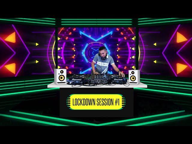 DJ Faried - Lockdown Session #1