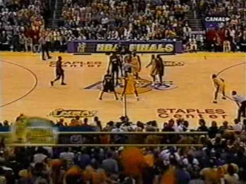 2001 NBA Finals: Sixers at Lakers, Gm 2 part 1/13