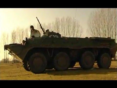 Motorter BTR-80 English Subtitles