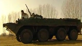 Motorter BTR-80 English Subtitles