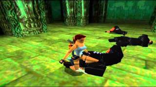 Tomb Raider II pt. 17 - The Dragon's Lair