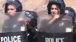 伊拉克成立全女性防暴警察部队