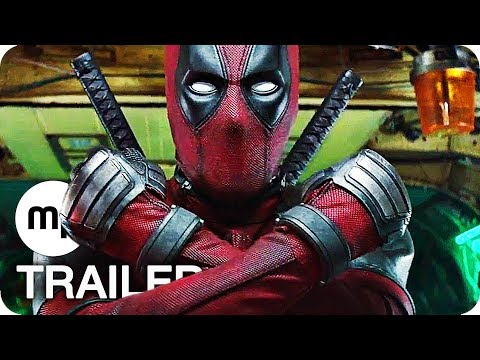 Deadpool 2 Trailer 3 German Deutsch (2018)