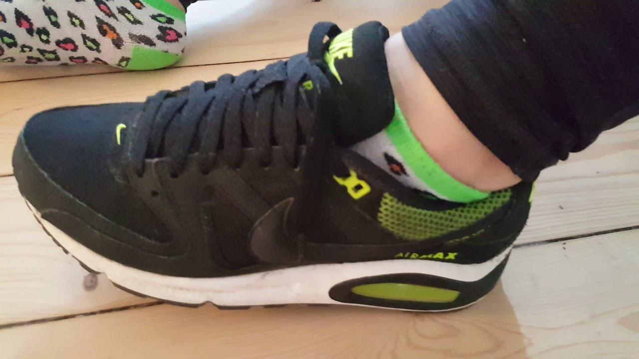 Shirin: Nike Air Max Command Vorstellung