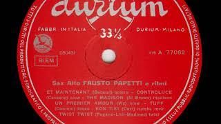 Fausto Papetti   Sax Alto e Ritmi n  3 02   Controluce