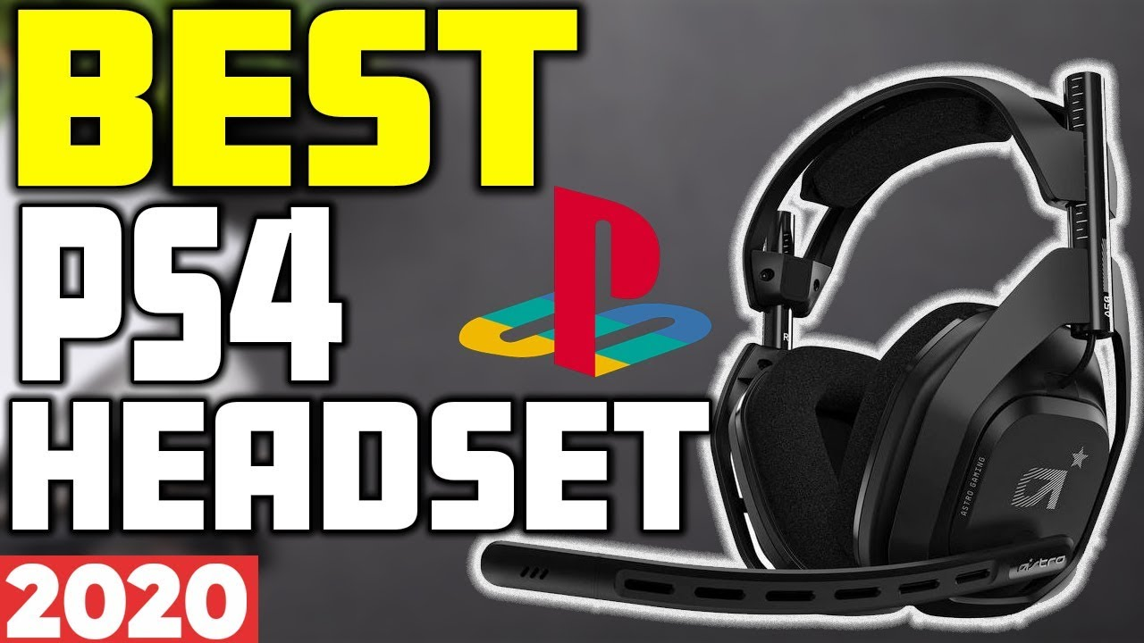 5 Best Headsets For Ps4 In 2020 Youtube