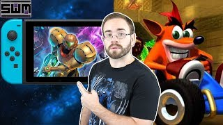 Metroid Prime Trilogy Potentially Leaked Online And Crash Team Racing Set For A Return?   News Wave