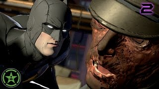 Let's Watch - Telltale Batman - Episode 1: Realm of Shadows (Part 2)