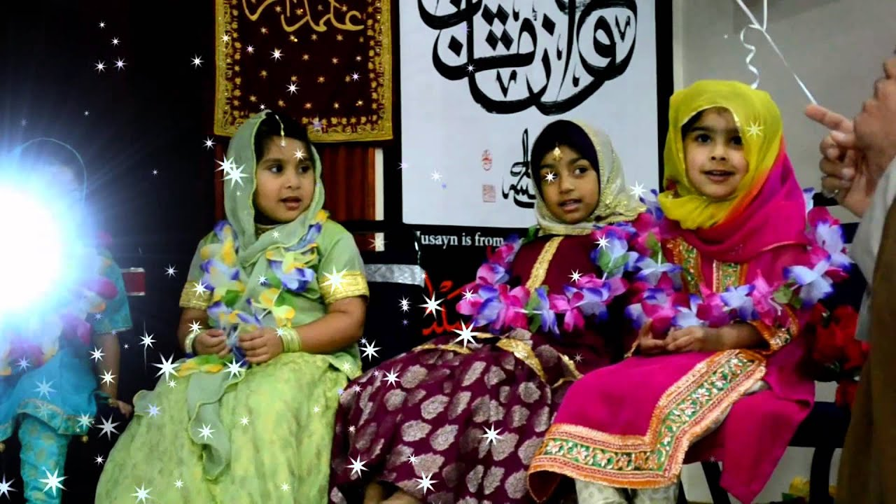 iec husaini Bismillah Ceremoney at IEC Husaini 2013 - YouTube