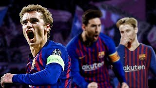 Why Antoine Griezmann Will Succeed At Barcelona… | Continental Club