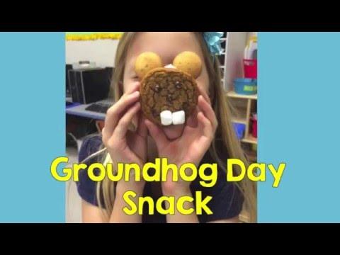 Groundhog Snack