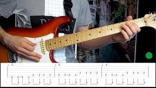 Простой блюз на гитаре Boogie Blues