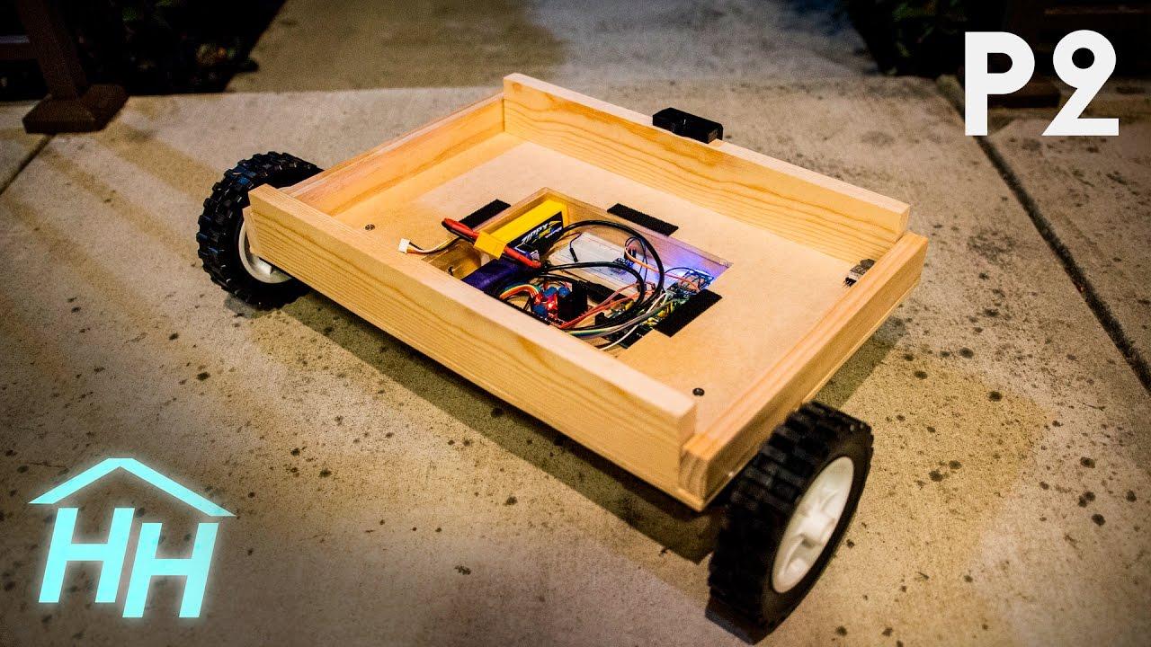 Make an Autonomous