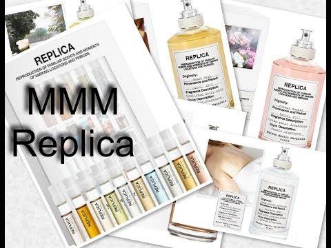 S7E4 - ароматы Maison Margiela Replica  (часть1)