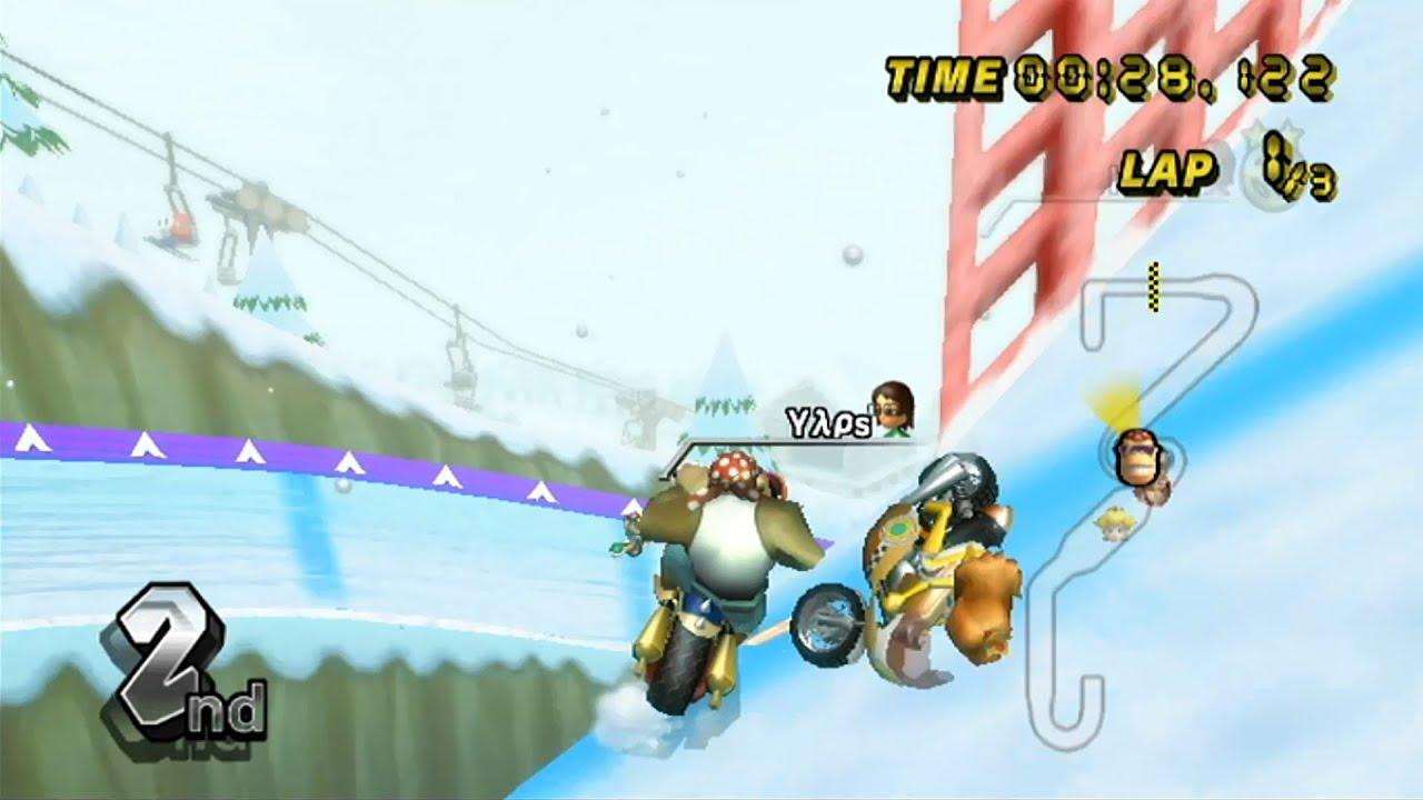 【2段】オンライン対戦で遊ぶ。#9【マリオカートWii】
