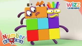 Numberblocks - Something Isn't Right | Learn to Count | Wizz Learning