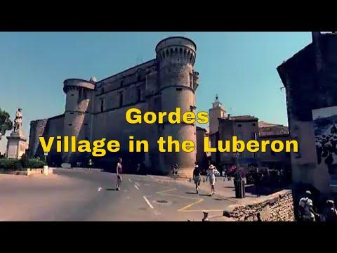 A walking tour in Gordes, Provence I Xiaomi yi 4K