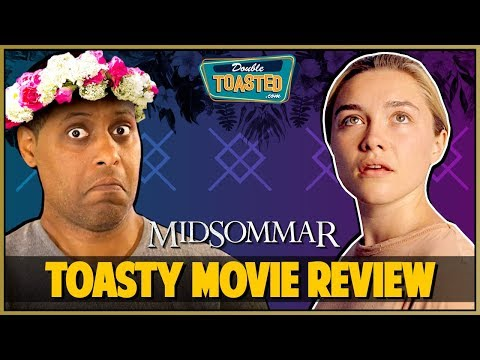 MIDSOMMAR MOVIE REVIEW - Double Toasted Reviews