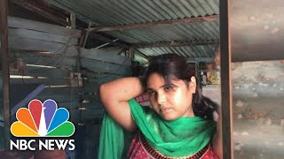 Period Shaming In India Means An Education Crisis For Girls | NBC News