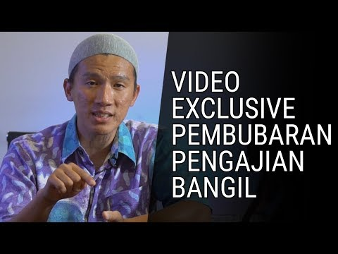 VIDEO EXCLUSIVE PEMBUBARAN KAJIAN FELIX SIAUW