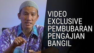 VIDEO EXCLUSIVE PEMBUBARAN KAJIAN FELIX SIAUW