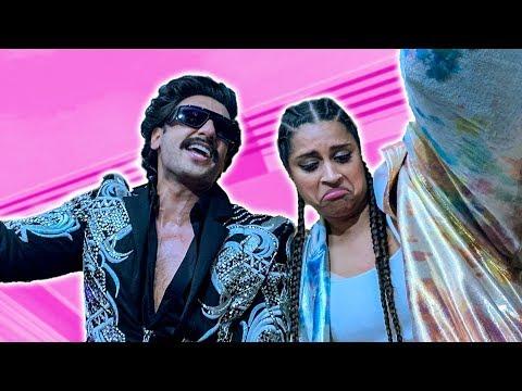 Dancing On Top Of A Bar With Ranveer Singh