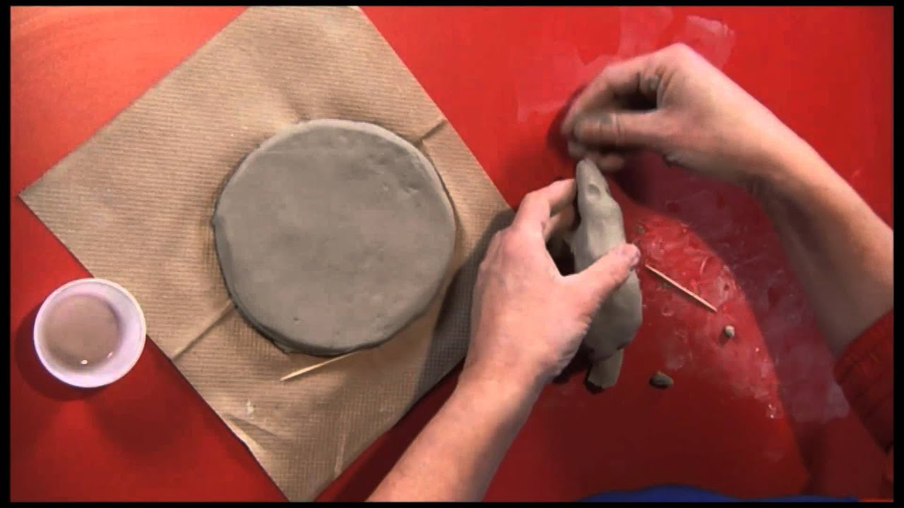 how to keep air dry clay from cracking