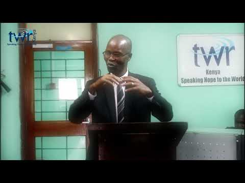 Pastor Simeon Adera- Divine Positioning