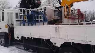 видео Манипулятор в Московской области