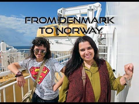 Scandinavia Trip #3 - From Denmark to Norway