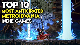 Top 10 Most Anticipated METROIDVANIA Indie Games on PC and Consoles | 2021, 2022, TBA