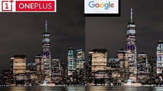 OnePlus 7 Pro (9.5.11 Update) vs. Pixel 3 // Low Light Camera Test