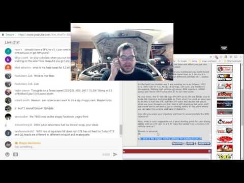 LS1 tech Q&A ep15 - live again