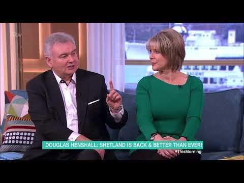 Douglas Henshall on His Shetland Character  This Morning