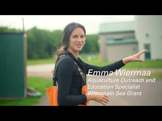 Hands-on Aquaculture: Emma Wiermaa